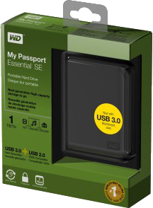 Western Digital Passport Essential SE